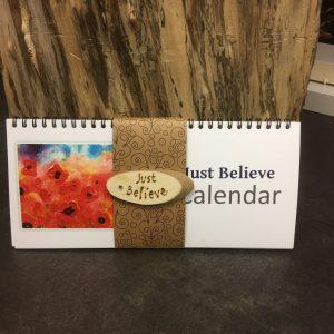 Just Believe Calendar
